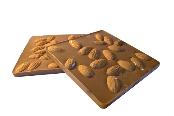 Σοκολάτα Αμυγδάλου Γάλακτος