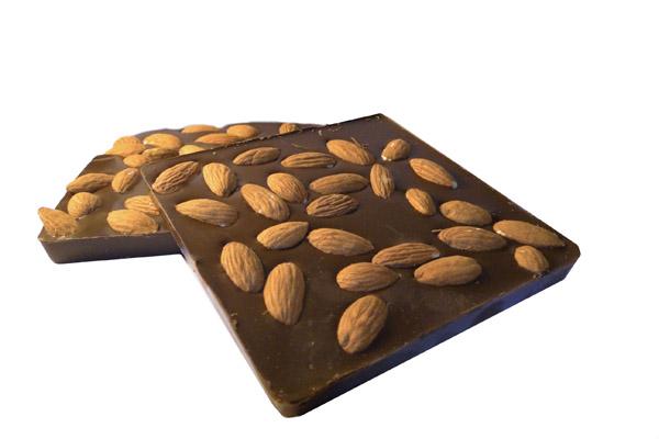 Σοκολάτα Αμυγδάλου Υγείας