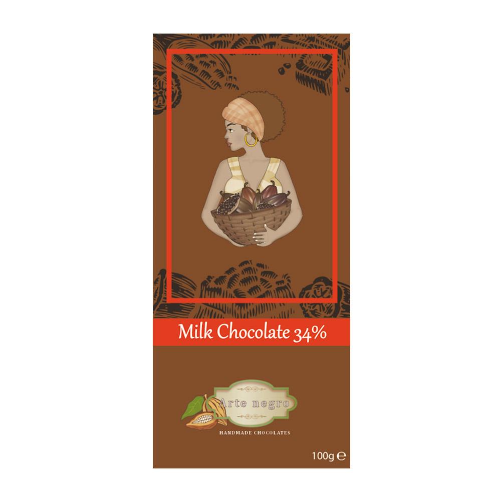 07 Milk Cholate 34%